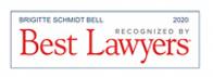 Brigitte Bell Recognized by Best Lawyers