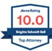 Brigitte Bell rated 10 on Avvo